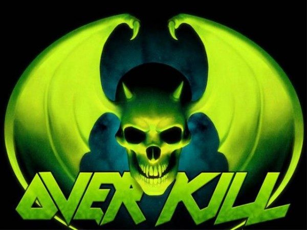 OVERKILL - Electric Rattlesnake